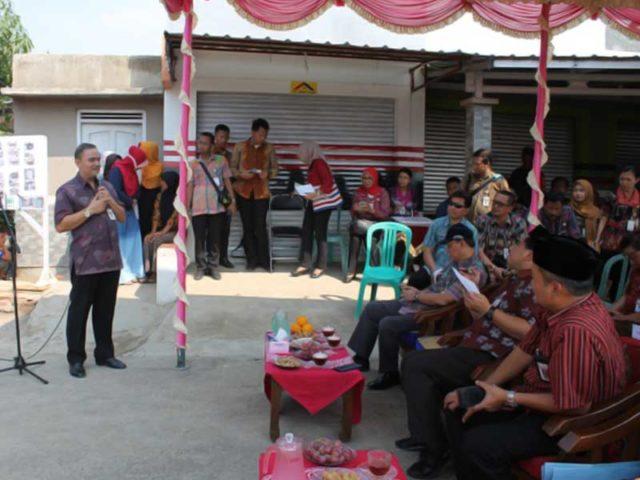 Sekretariat DPRD Jateng Targetkan Renovasi 20 Rumah di Daerah Miskin di Brebes