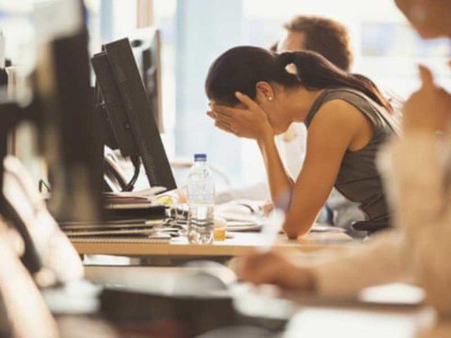 Dulu Menyerang Lansia, Kini Penyakit Ini Banyak Diderita Karyawan Kantoran