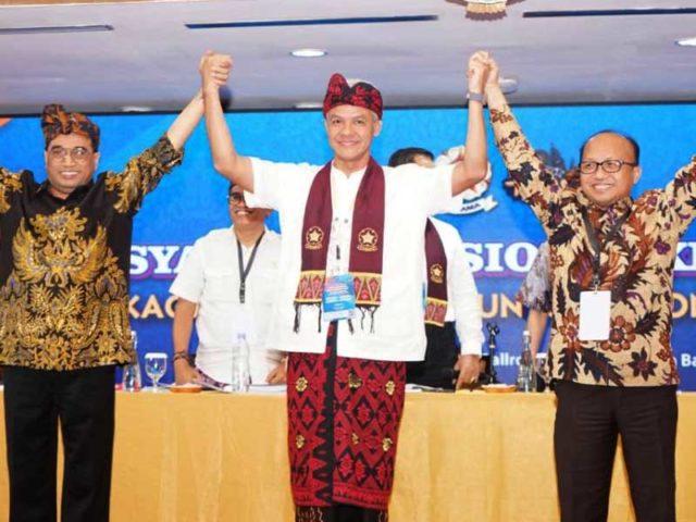 Ganjar Pranowo Kembali Jabat Ketua Kagama