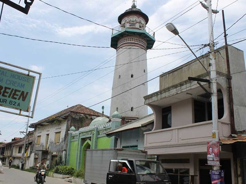 Kampung Arab Semarang Bakal Dipercantik, Masjid Layur Jadi Magnet Wisatawan