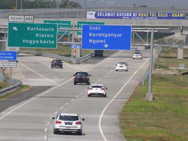 Angka Kecelakaan di Ruas Tol Solo-Ngawi Tinggi, Jasamarga Ingatkan Ini