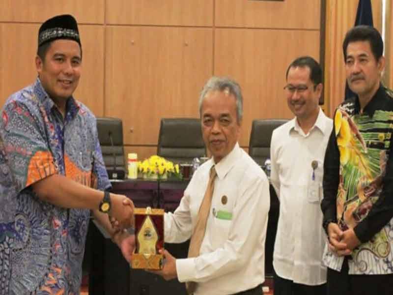 Soal Tata Kelola Aset dan Perbatasan Wilayah, Komisi A DPRD Jateng Studi Banding Ke DIY