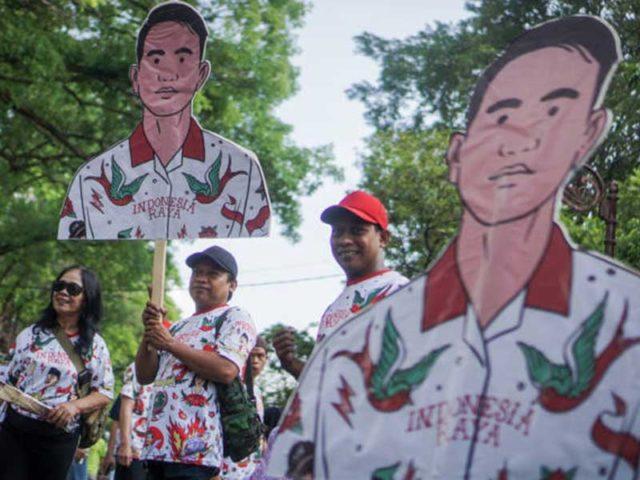 Komunitas Kancane Gibran Terus Bergerak, 26 Organisasi Sukarelawan Gencar Sosialisasi