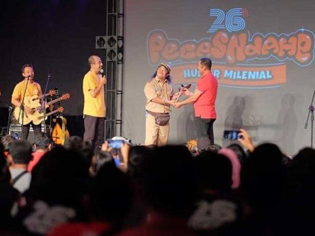 Didi Pemkot Jadi Tema Ultah Ke-26 Grup Musik Humor Pecas Ndahe