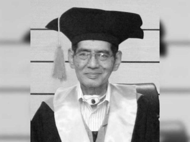 Pakar Bahasa dan Sastra Arab UIN Sunan Kalijaga Prof Taufid Ahmad Dardiri Wafat