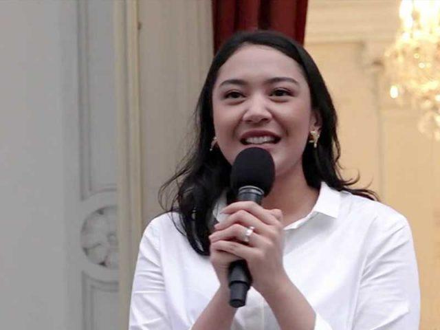 Putri Tanjung, Stafsus Presiden Termuda yang Tak Ingin Dompleng Nama Orang Tua