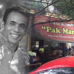 Pemilik Warung 'Sate Kambing Pak Manto' Wafat, Siapa Penerusnya?