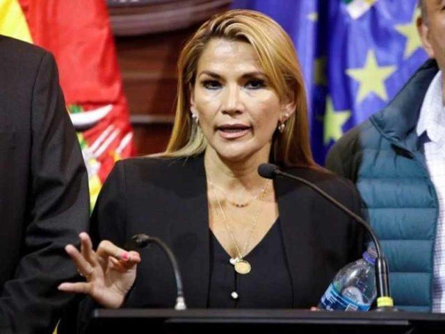 Senator Bolivia Jeanine Anez Deklarasikan Diri Jadi Presiden, Pascamundurnya Evo Morales
