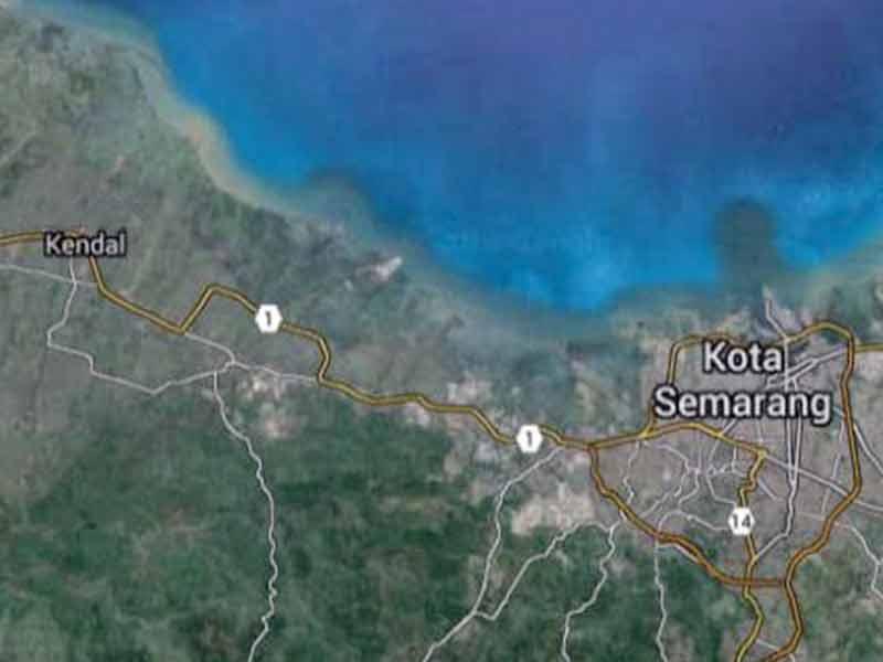 Trase Proyek Tol Semarang-Kendal Tengah Dibahas