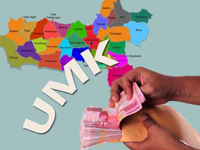UMK di Jateng Ditetapkan, Kabupaten Banjarnegara Terendah