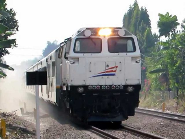 Musim Penghujan, Jalur Kereta Api di Tiga Daerah Ini Rawan Longsor