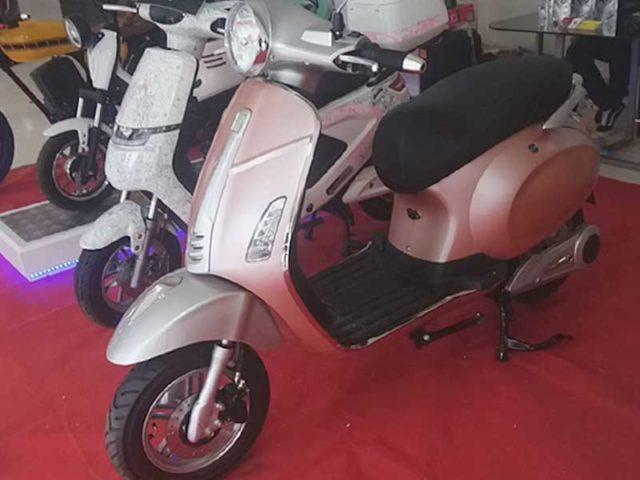 Goodrich Sepeda Motor Listrik Bikinan Semarang Diluncurkan