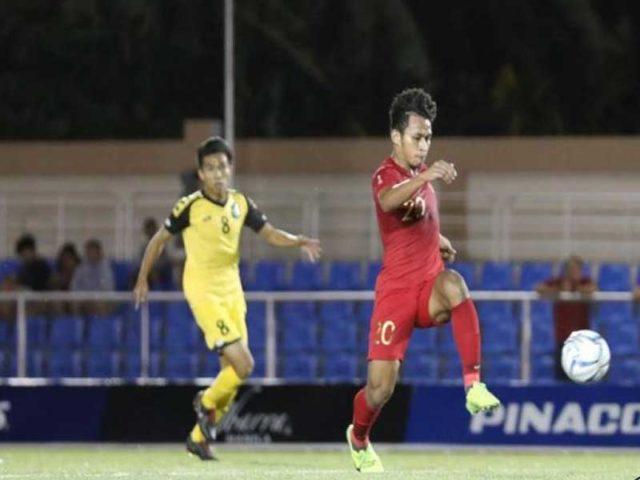 Timnas Indonesia Gulung Brunei 8-0