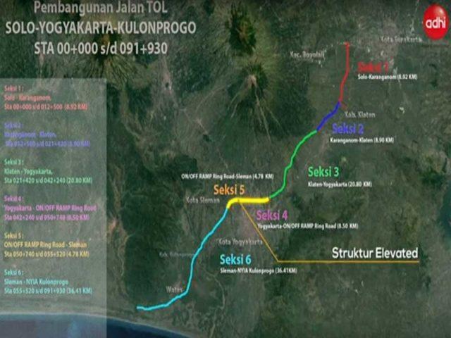 Hari Ini Sosialisasi Pembangunan Tol Jogja di Tiga Daerah Ini