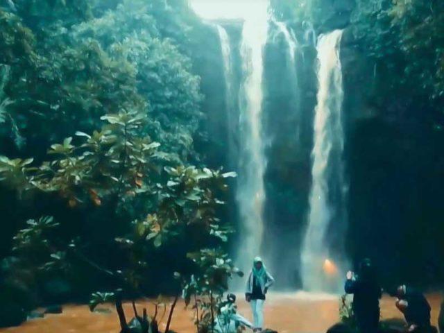 Jajal Wisata Baru di Semarang Curug Gondoriyo