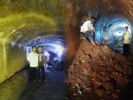 Warga Temukan Terowongan Diduga Akses Pabrik Gula Tjokro Toeloeng Peninggalan Belanda