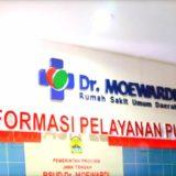 Kabar Baik, Seluruh Pasien Positif Corona di RSUD dr Moewardi Solo Dinyatakan Sembuh