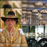 Raja Thailand Mengisolasi Diri Sewa Hotel di Jerman Bersama 20 Selir