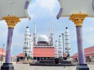 Masjid Agung Jawa Tengah Tak Gelar Salat Idul Fitri