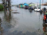 Waspada, Mulai Jam 2 Siang Sejumlah Titik di Jalur Pantura Ini Tergenang Banjir Rob