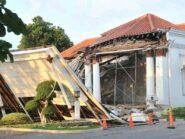 Gedung OJK di Semarang Roboh, Begini Sejarah Bangunan Bekas Istana Oei Tiong Ham Si 'Raja Gula Asia'
