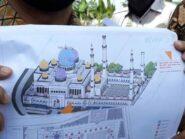 Pangeran Arab Bangun Masjid di Solo, Konsepnya Menyerupai Grand Mosque di Abu Dhabi