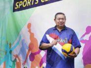 Membina Klub Bola Voli Kini Jadi Kesibukan SBY, Nama Klub nya Bikin Baper