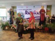 Tingkatkan Literasi Pelajar SMK di Jateng, Kalangan Guru Tata Busana Rilis Majalah 'RATURAJA'