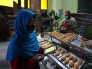 Transaksi Mobile Banking Bank Syariah Mandiri