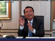 Ketua Mahkamah Agung RI Calon Profesor Fakultas Hukum Undip
