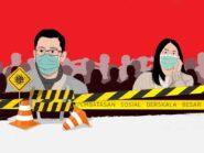 Jawa-Bali PSBB, Pembatasan Tempat Kerja WFH 75% Selama Dua Pekan