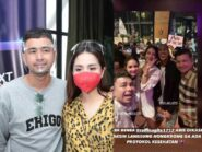 Nongkrong Tanpa Masker Usai Divaksin, Raffi Ahmad Ditegur Istana