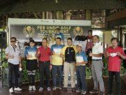 Tak Sekedar Main, Turnamen Golf FEB Undip Bentuk Sinergi dan Konsolidasi Alumni Dengan Almamater